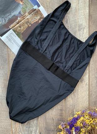 Слитный купальник asos design,сток р.18 46 дл-72см по5 фото