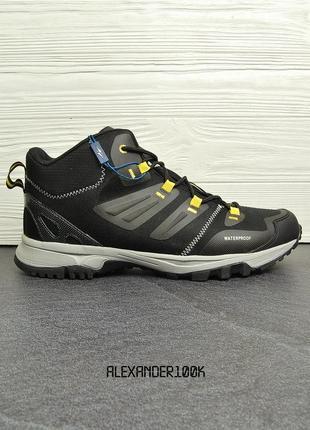 Зимние мужские термо ботинки bona waterproof! распродажа последних размеров -70%