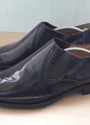 Туфлі barker, кожа, оригінал