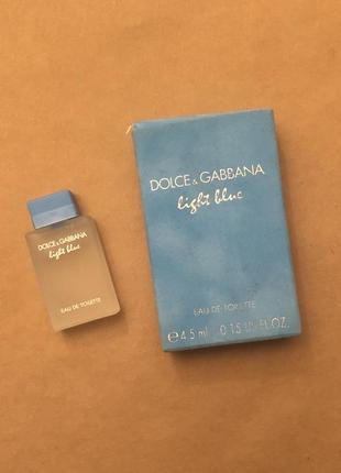 Dolce gabbana light blue. оригинал