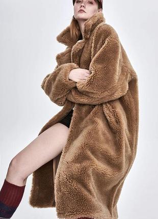 Супер шубка овчина,шубка тедди тренд тёплая,супер тёплая шуба овчина плюшевая
