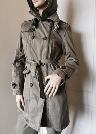 Blonde #8 демисезонная, утепленная куртка, парка, косуха