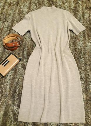 Платье от фирмы m&s.