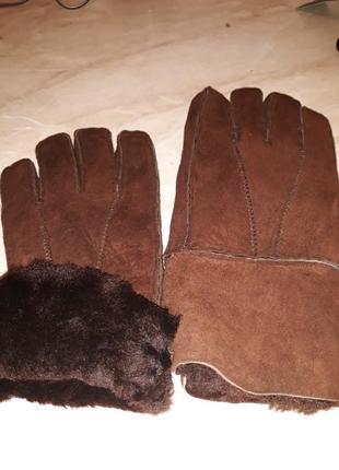 Перчатки мужские ugg