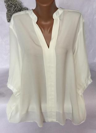 Шикарная воздушная рубашка блуза
