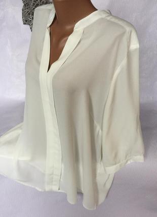 Шикарная воздушная рубашка блуза2 фото