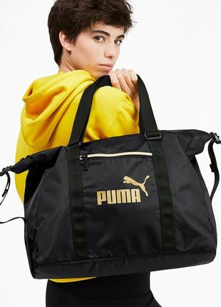 Новая сумка puma wmn core seasonal duffle bag
