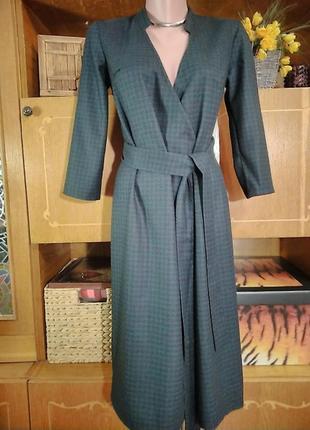 Элегантное платье халат от vovk