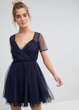Пышное платье asos