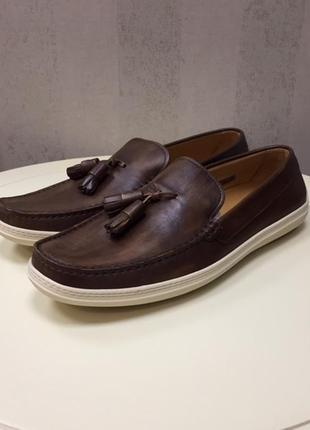 Туфли мужские vince camuto, новые, кожа, размер 44.