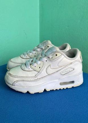 Кросівки шкіряні nike air max 90