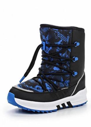 Супер ботинки, дутики adidas