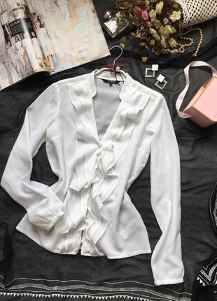 Сверхизысканная блузочка/reserved/ размер xs-s (см. замеры)