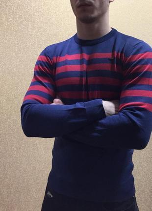 Джемпер ❤️ next. мужская кофта next.  приятный мужской свитер, джемпер приталенный.