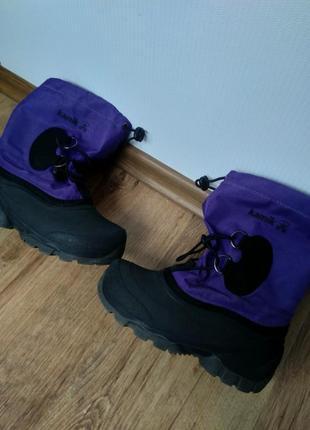 Чоботи черевики сапоги ботинки kamik