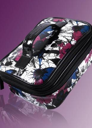 Дорожный мини чемоданчик/органайзер для косметики oriflame beauty organizer cosmetic.