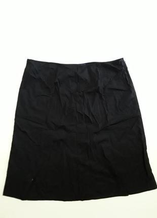 Фирменная легкая хлопковая юбка