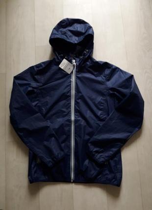 Ветровка куртка виндстопер непродуваемая непромокаемая crane crivit s 36/38