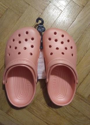 Crocs кроксы для девочки