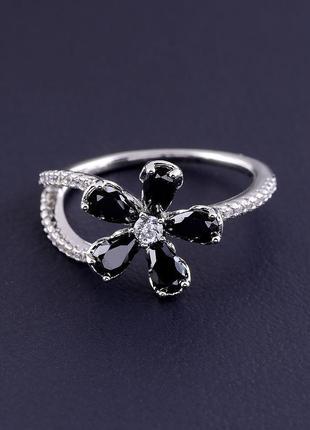 Кольцо 'xuping' фианит (родий) 0822050