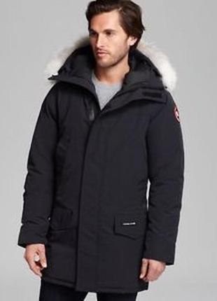 Пуховик, парка, куртка canada goose, оригинал, будет на р-р м