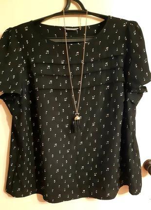 Шикарная блуза с принтом