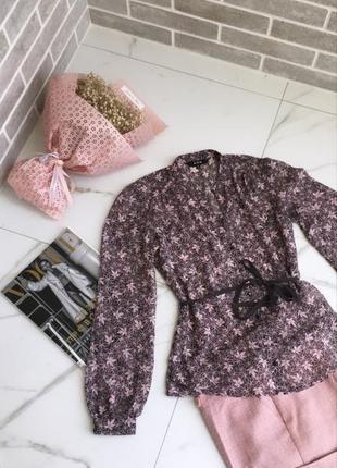 Красивая нежная блуза от ostin