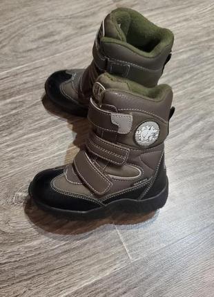 Термо ботинки b&g 26р.