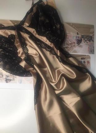 Сорочка жіноча з сатин шовку тм serenade оригінал