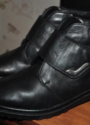 Rieker-tex мембрана ботинки зима оригинал германия