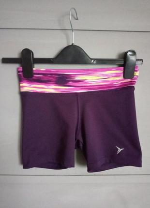 Спортивные шорты . фитнесс .