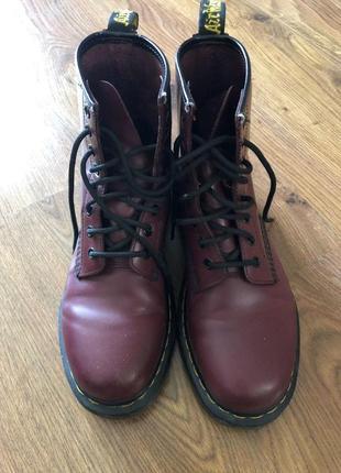 Dr.martens ботинки 38р