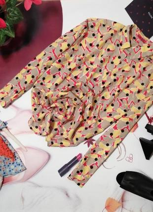 Рубашка mexx, 100% хлопок, размер 38 или м
