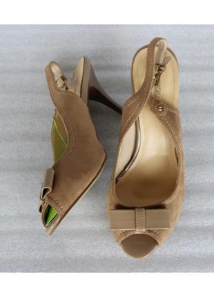 Женские туфли летние nobrand  mp 752163-7в