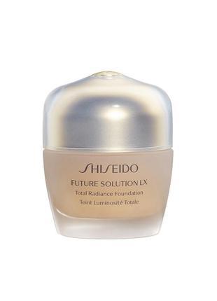 Shiseido future solution lx foundation