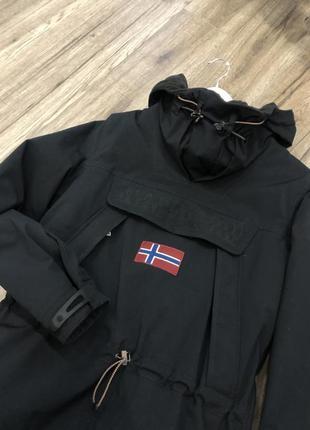 Анорак/зимняя куртка napapijri skidoo оригинал