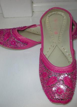 Туфли восточные 38