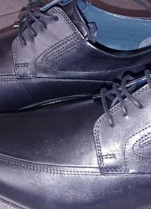 Мужские классические туфли bugatti стелька 26, 5 см размер 41