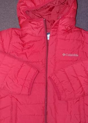 Деми куртка columbia, оригинал, из сша. размер детский s ( на 5-7 лет)