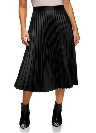 Тренд: спідниця пліссе великого розміру  / юбка плиссе большого размера