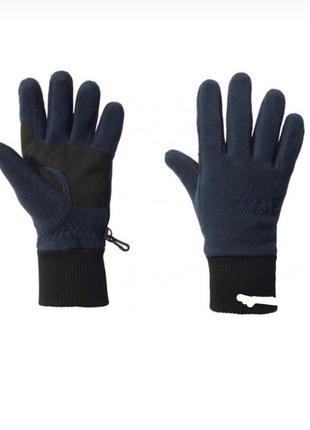 Новые перчатки vertigo glove jack wolfskin оригинал