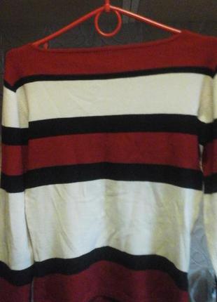 Яркий свитерок