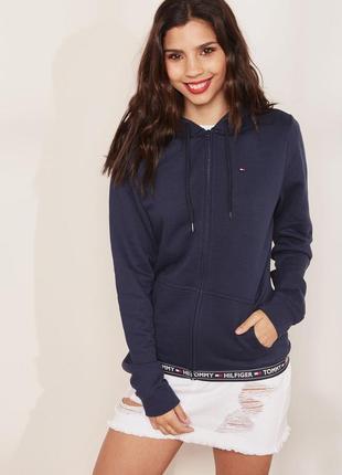 Худи/толстовка tommy hilfiger essential hoodie
