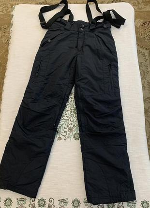 Отличные лыжные штаны тёплые штаны xs-s