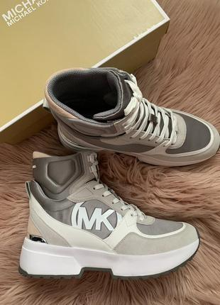 Ботинки хайтопы michael kors ballard