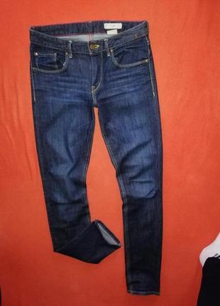 Стильные женские джинсы слим подростку h&m 164 в прекрасном состоянии