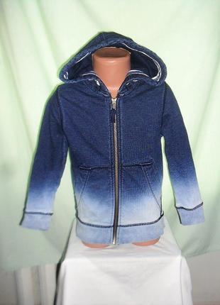 Джинсовая куртка на 5лет