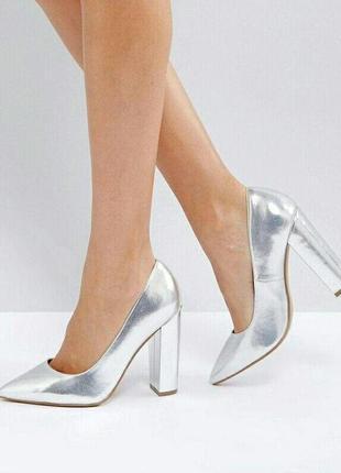 Космические новые туфли asos