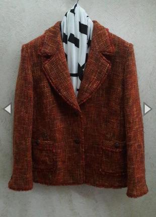 Жакет /пиджак в актуальном крое италия