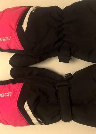 Рукавицы перчатки зимние reusch мембранные gore-tex зимові